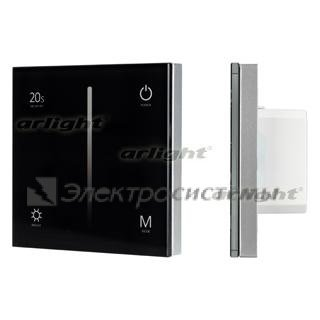 Панель Sens SMART-P42-DIM Black (230V, 0/1-10V)