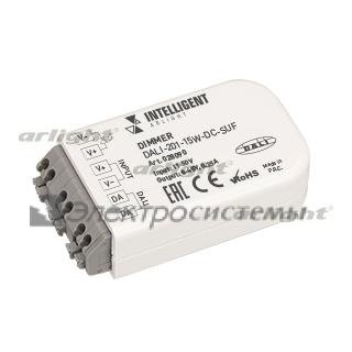 INTELLIGENT ARLIGHT Диммер DALI-201-15W-DC-SUF (8-45V DC, 350mА)